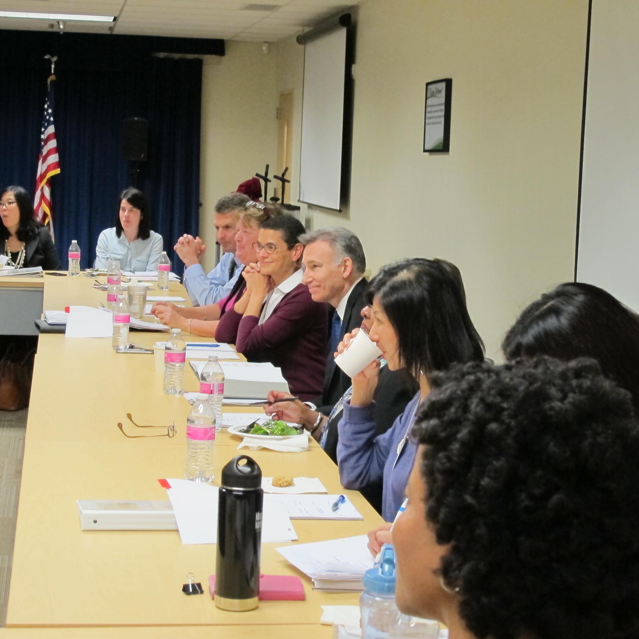 Community advisory board