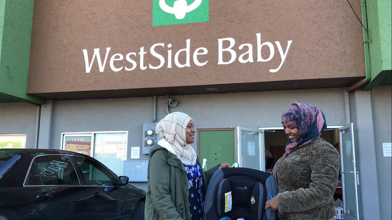 westside baby photo